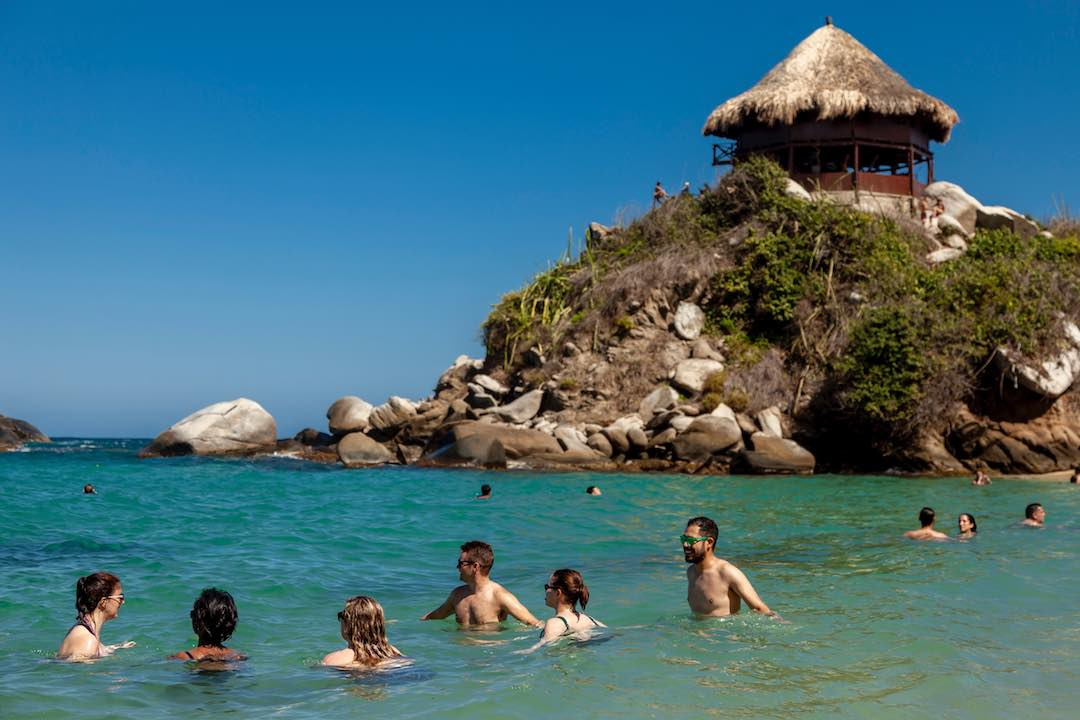 Colombia group trip with Other Way Round Travel