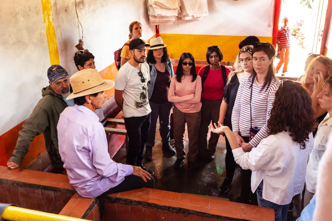 Other Way Round Travel group tour of Colombia