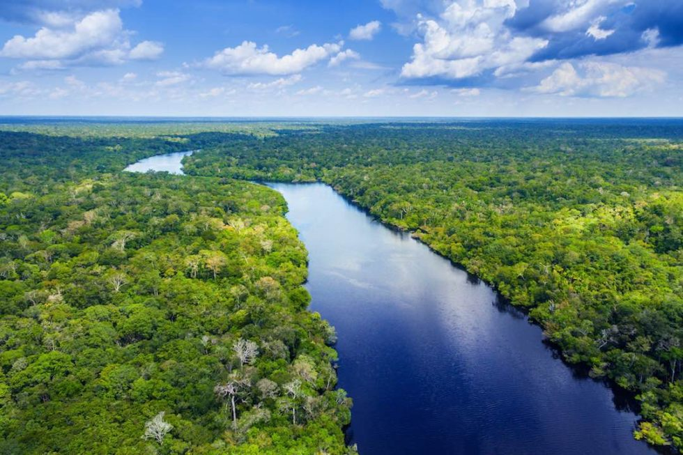 Solo travel to Brazil Manaus