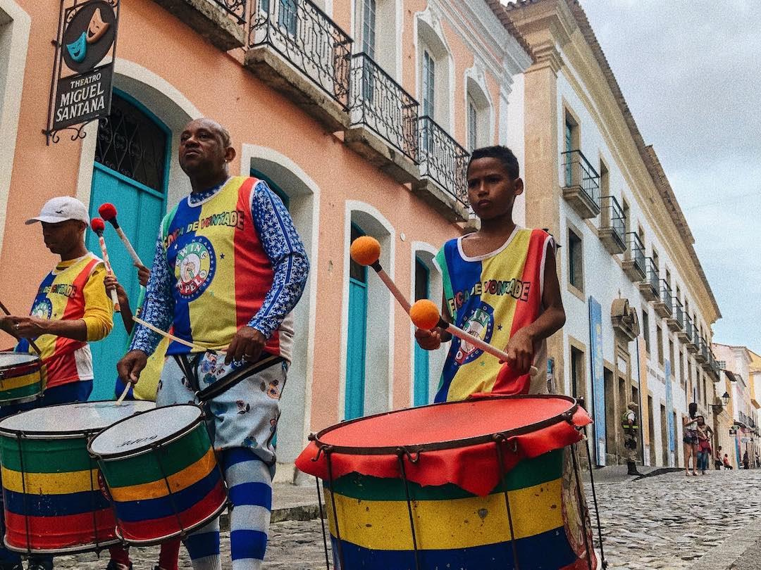 Solo travel to Brazil Salvador de Bahia