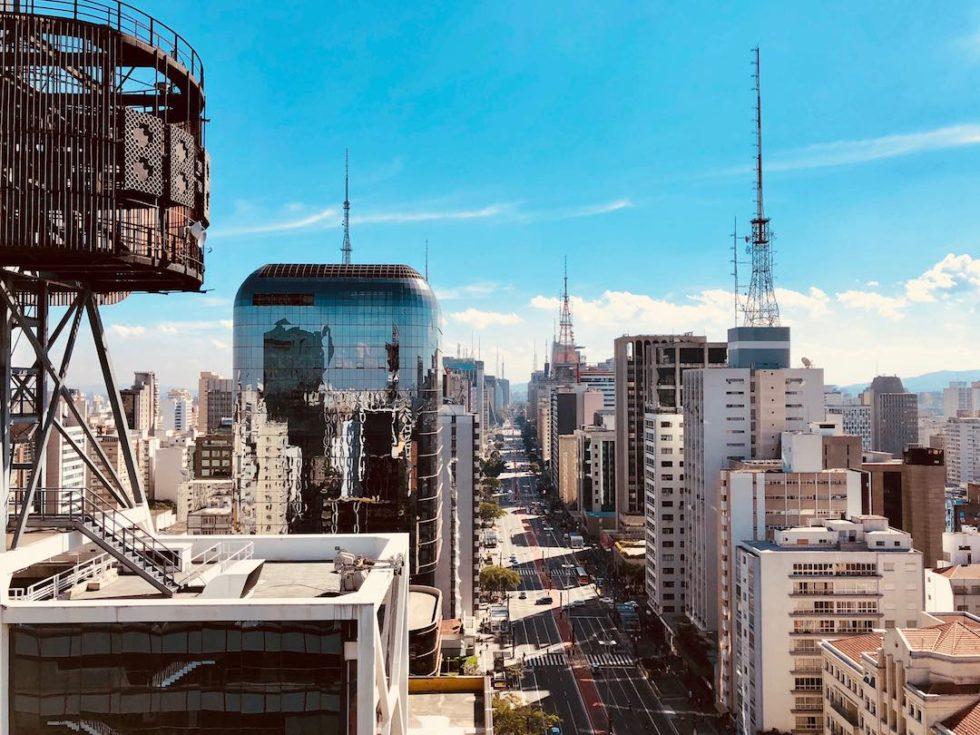 Solo travel to Brazil Sao Paulo
