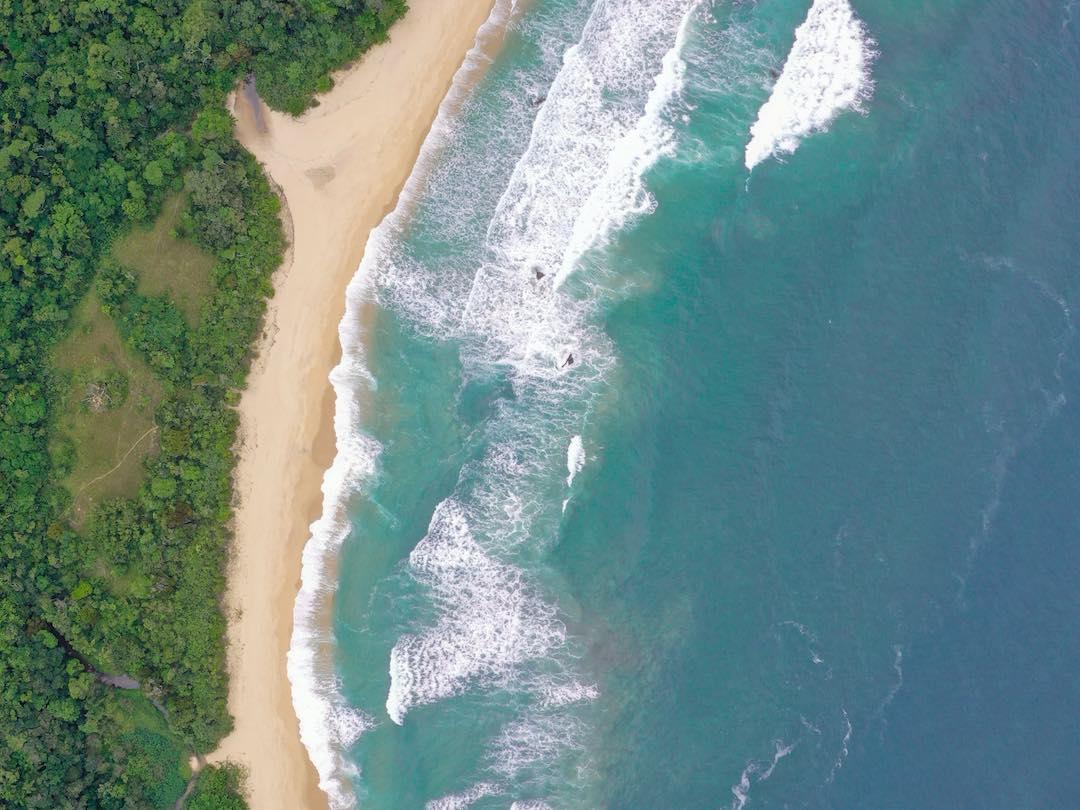 Solo travel to Brazil Trindade