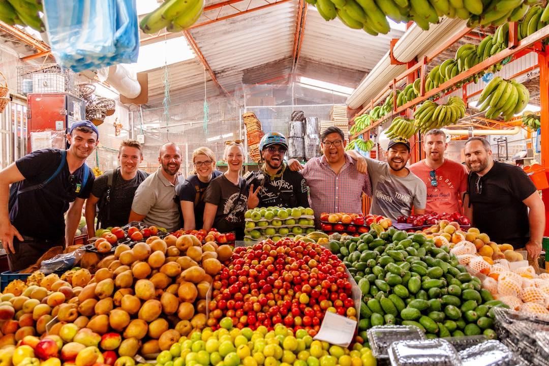 immersive travel local markets