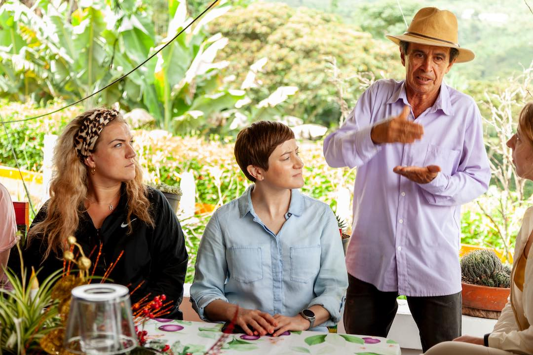 immersive travel learning the local language
